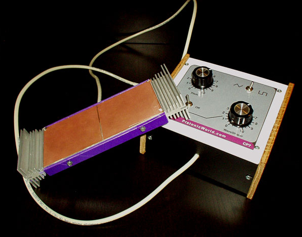 Copper Pad Synthesizer no.7