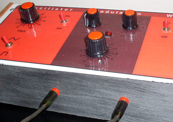 copper pad synthesizer no. 8